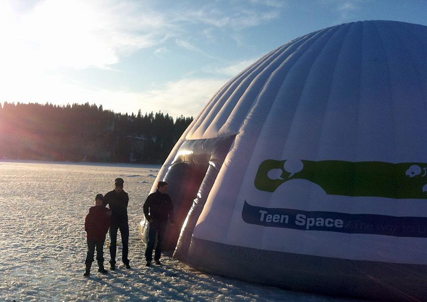 TeenSpace Lac de Joux