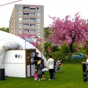 Tente De LaRencontre