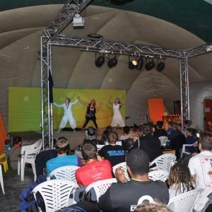 Tente De La Rencontre spectacle